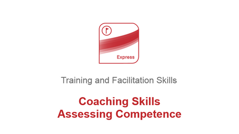Coaching Skills: Assessing Competance