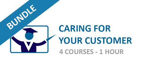 Caring For Your Customers: Courses Bundle