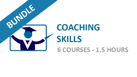 Coaching Skills: Courses Bundle