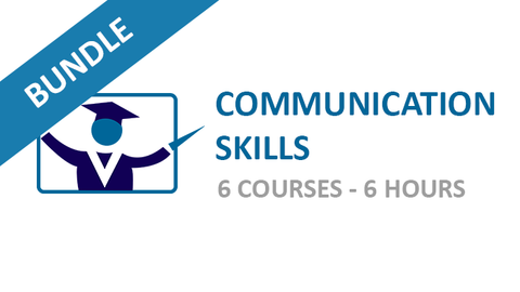 Communication Skills: Courses Bundle