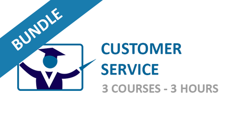 Customer Service: Courses Bundle