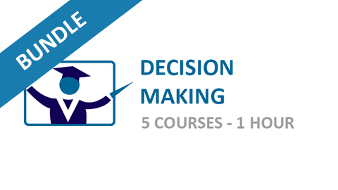Decision Making: Courses Bundle