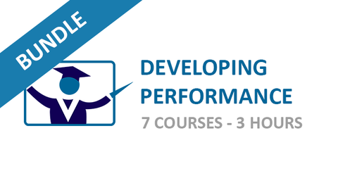 Developing Performance: Courses Bundle