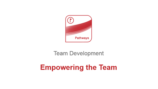 Team Development: Empowering The Team