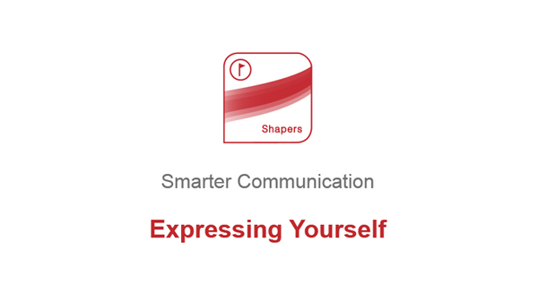 Smarter Communication: Expressing Yourself