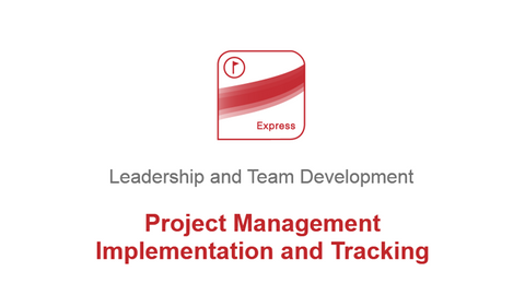 Project Management: Implementation and Tracking