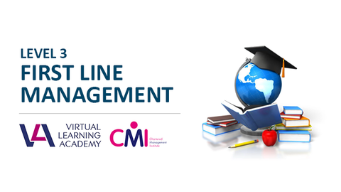 CMI Level 3 in First Line Management