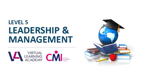 CMI Level 5 in Leadership and Management