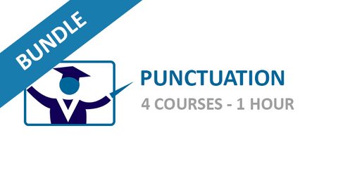 Punctuation: Courses Bundle