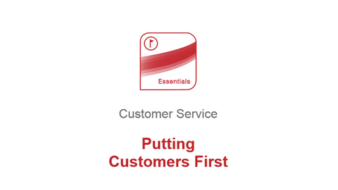Customer Service: Putting Customers First