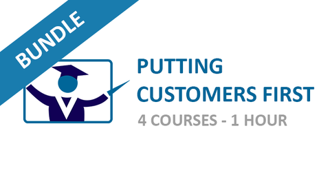 Putting Customers First: Courses Bundle
