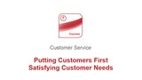 Putting Customers First: Satisfying Customer Needs