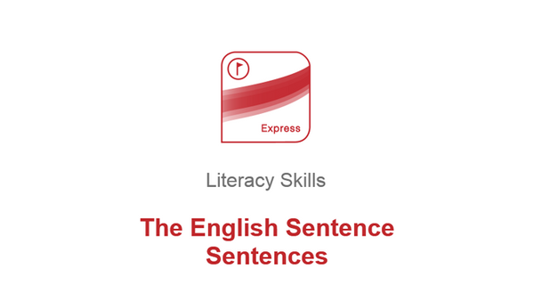 The English Sentence: Sentences