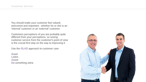 Caring For Your Customers: Knowing your Customer