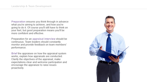 Appraisal Interviewing: Structuring the Interview
