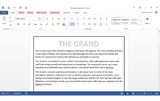 Office 2013 Word Beginners: Opening Saving and Closing