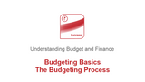 Budgeting Basics: The Budgeting Process
