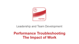 Performance Troubleshooting: The Impact of Work