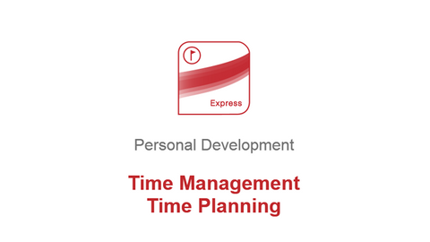 Time Management: Time Planning