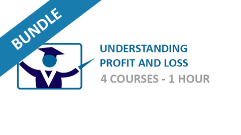Understanding Profit and Loss: Courses Bundle