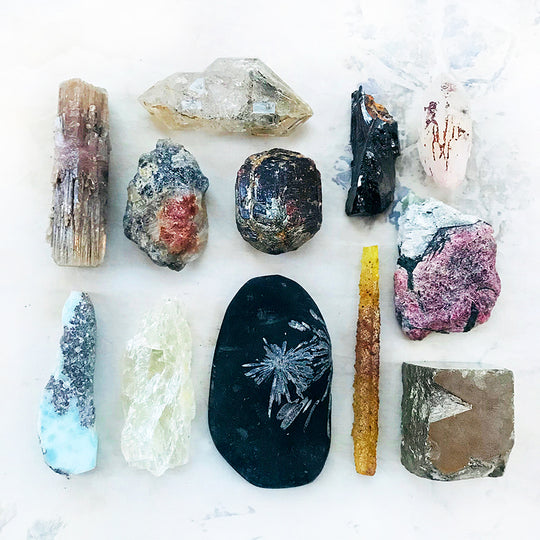 Crystal messages for new year
