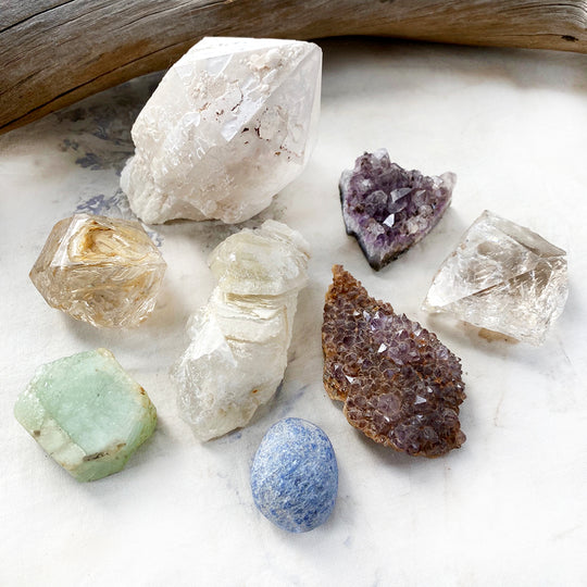 Crystals for the love of learning