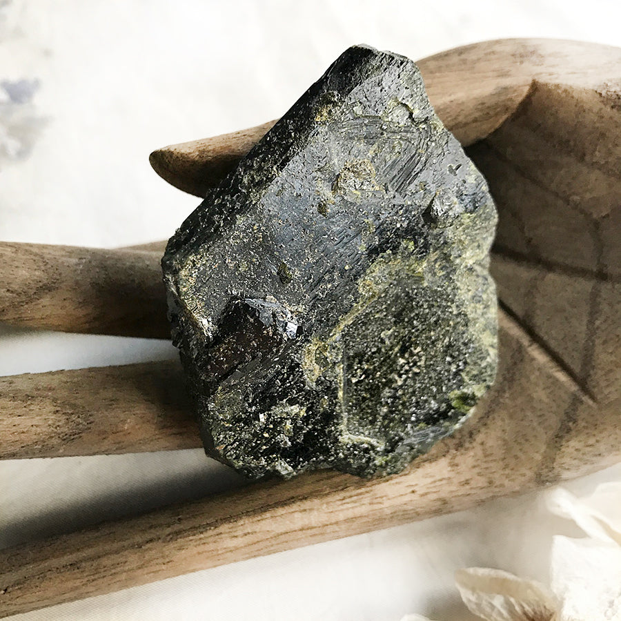 Epidote ~ raw, natural