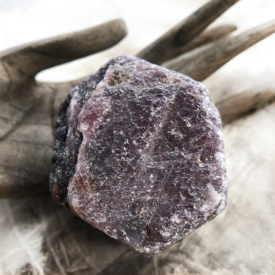 Record-keeper Ruby ~ raw, natural