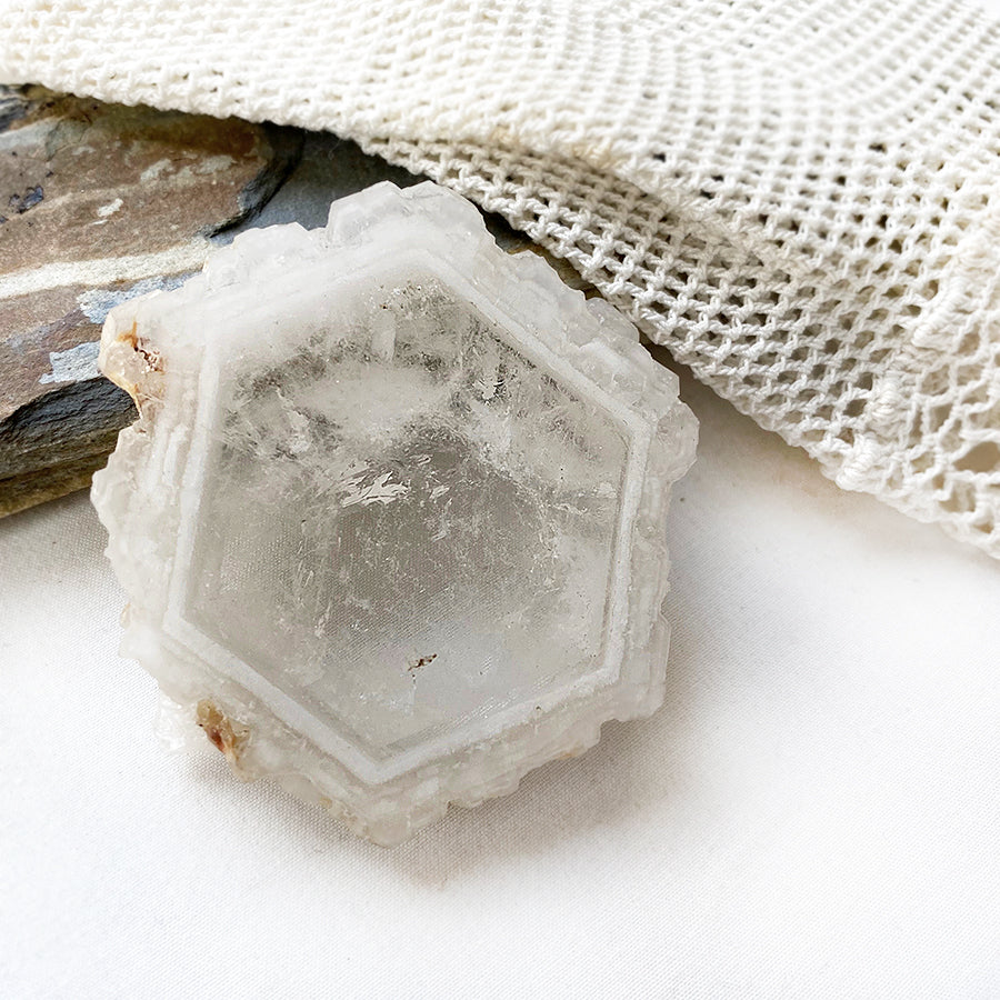 Hexagonal Quartz