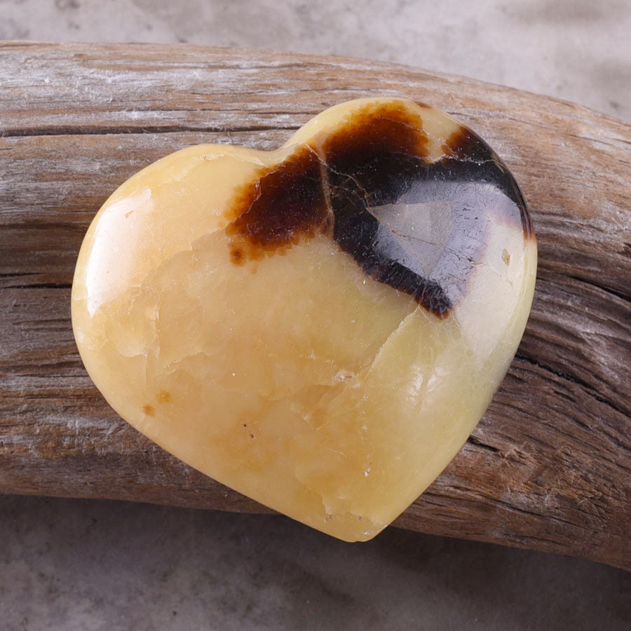 Medium size Septarian Heart