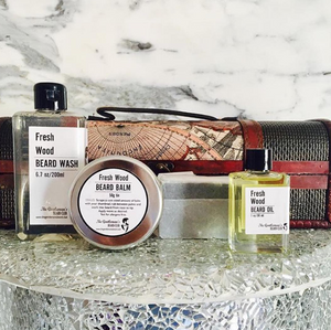 Blogger review of The Gentleman's Beard Club
