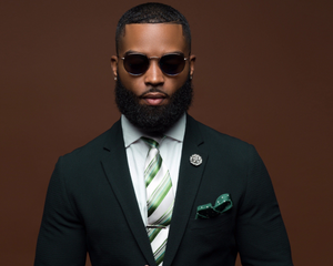 How to Grow a Voluminous Beard as a Black African Gentleman