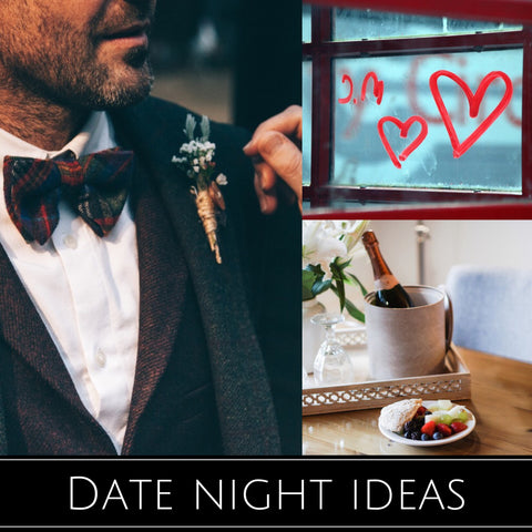 Date Night ideas for men with beards