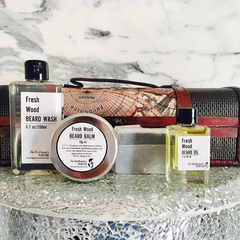 The Gentlemans Beard Club Kit
