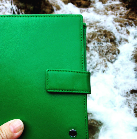 Green passport holder Jiuzhaigou