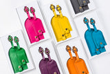 THE ME & MINI-ME LUGGAGE TAG SET