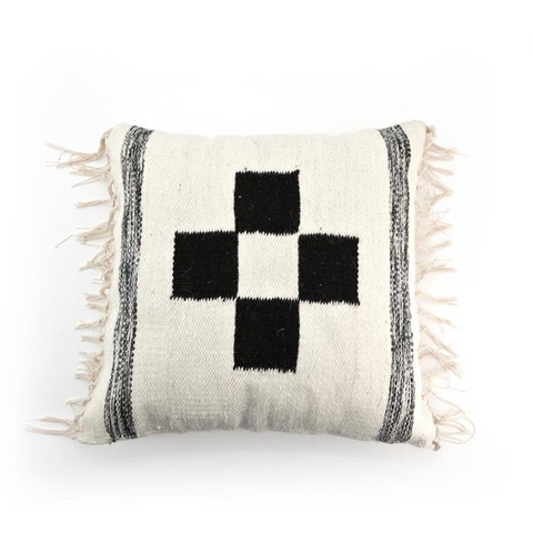 Pillow Wool Pattern Small