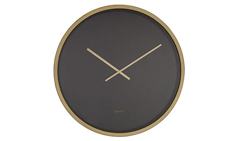 Clock Time Bandit black/brass
