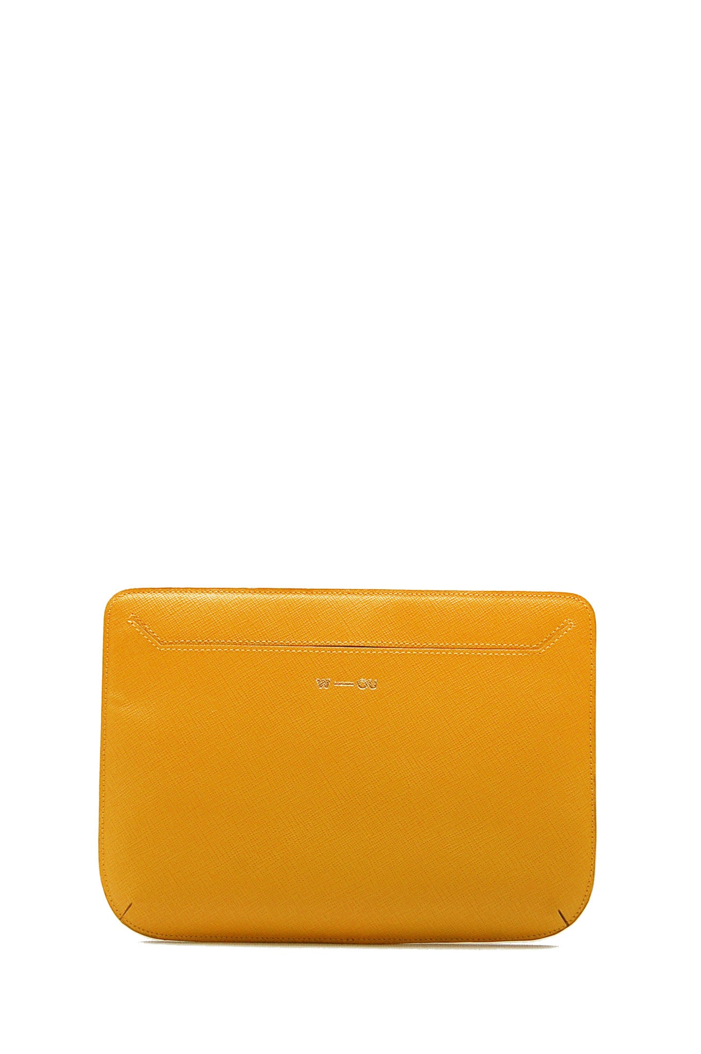 Wendee Ou: Chaplin mini tablet case yellow | Accessories > Technology,Accessories -  Hiphunters Shop