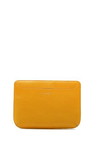 Chaplin Mini Tablet Case Yellow