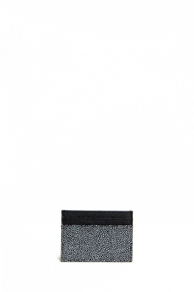 Gia Cardholder Black & Grey