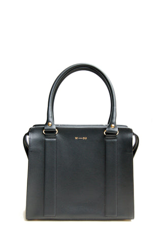 Middleton Structured Bag Black