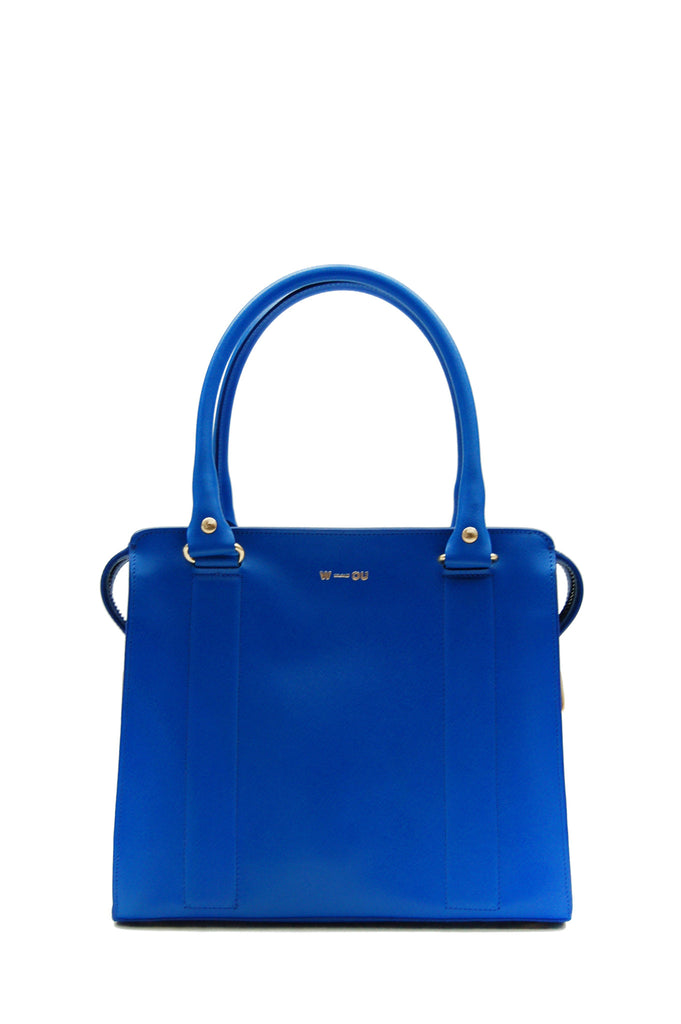 Middleton Structured Bag Blue