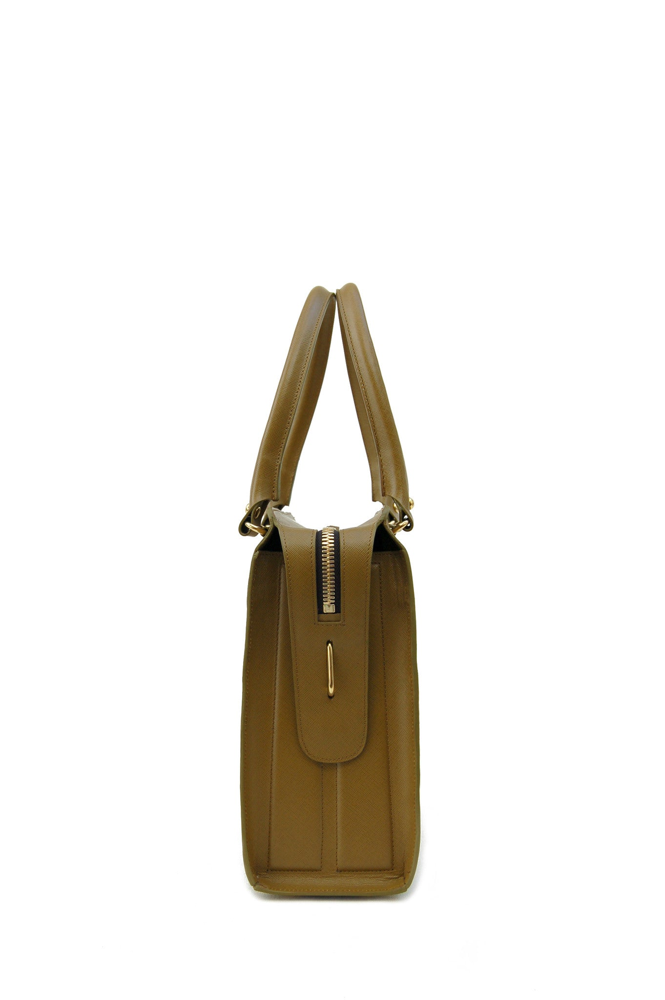 Wendee Ou: Middleton structured bag olive | Bags,Bags > Totes -  Hiphunters Shop
