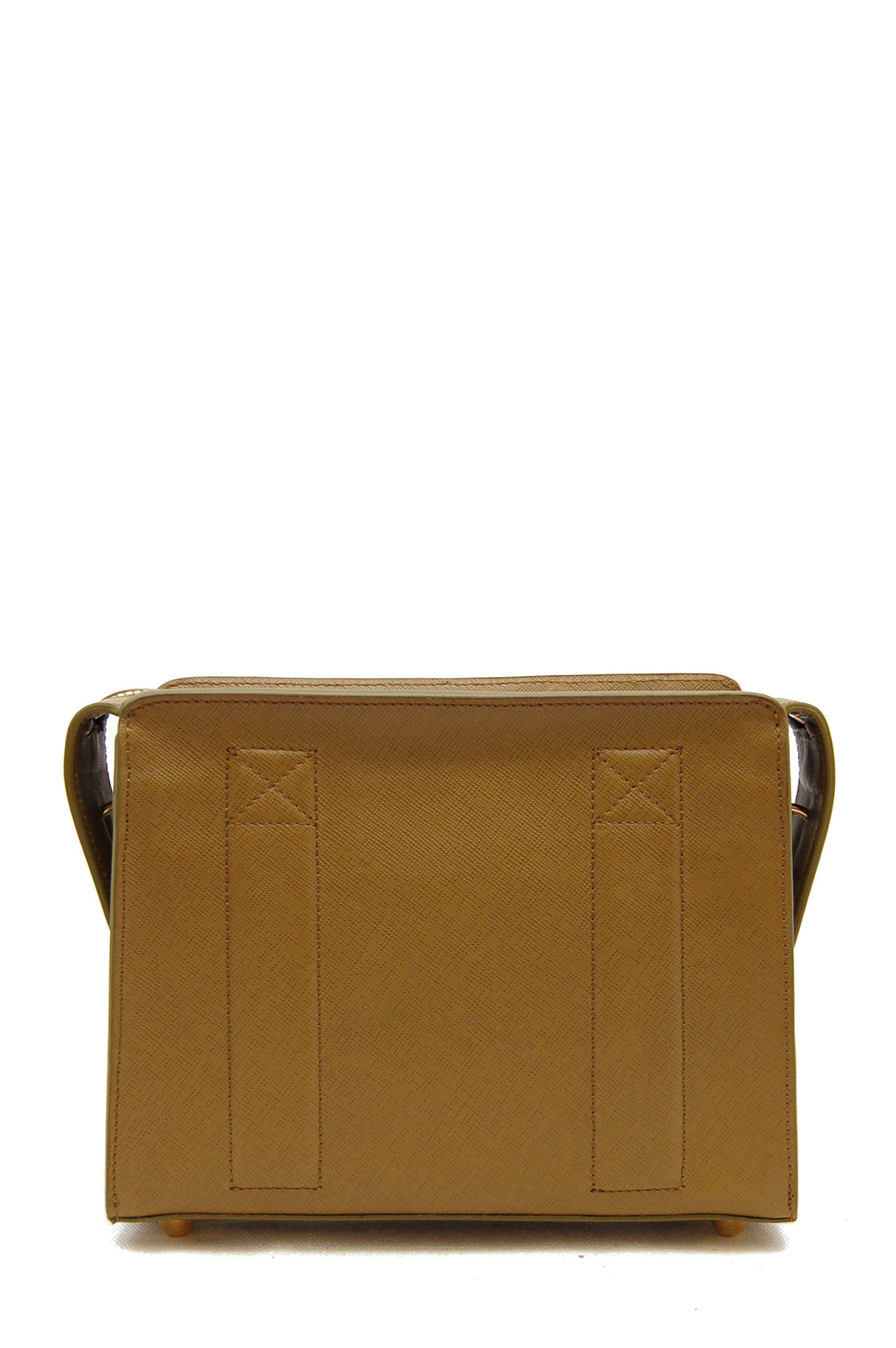 Wendee Ou: Sara box bag olive | Bags > Shoulder Bags,Bags -  Hiphunters Shop
