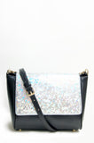 Sienna Printed Leather Cross-body Bag Stardust