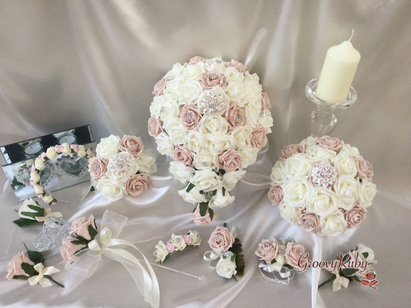 Vintage Rose Decor