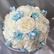 Butterfly Bride Round Bouquet