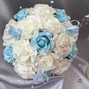 Butterfly Adult Bridesmaid Bouquet