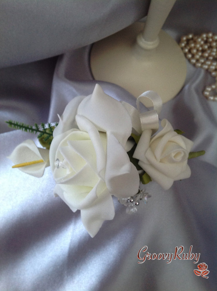 Ladies Pin On Corsage
